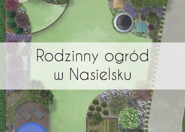 Rodzinny ogród Nasielsk