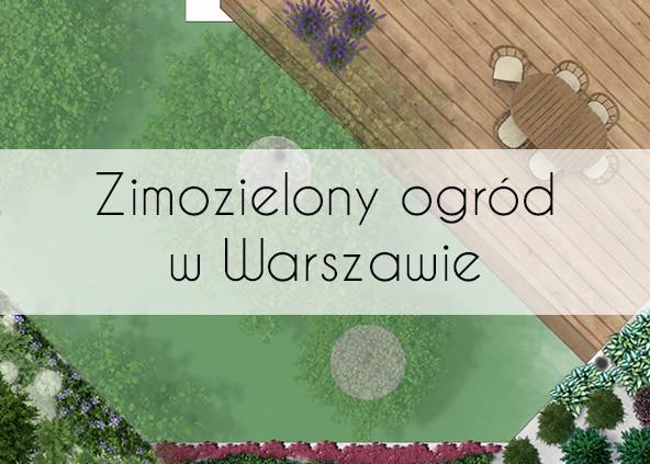 Ogród zimolielony