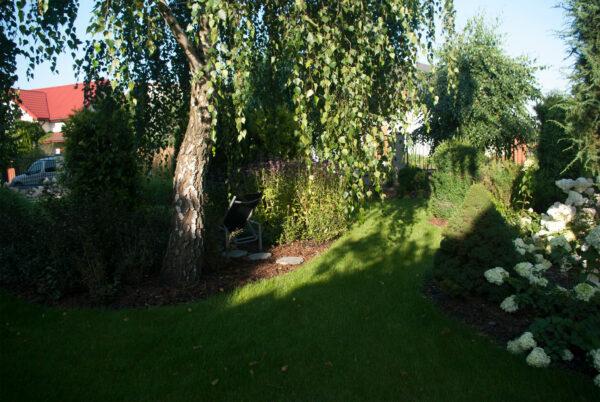 Projekt Ogrodu Nowy Dwór Mazowiecki