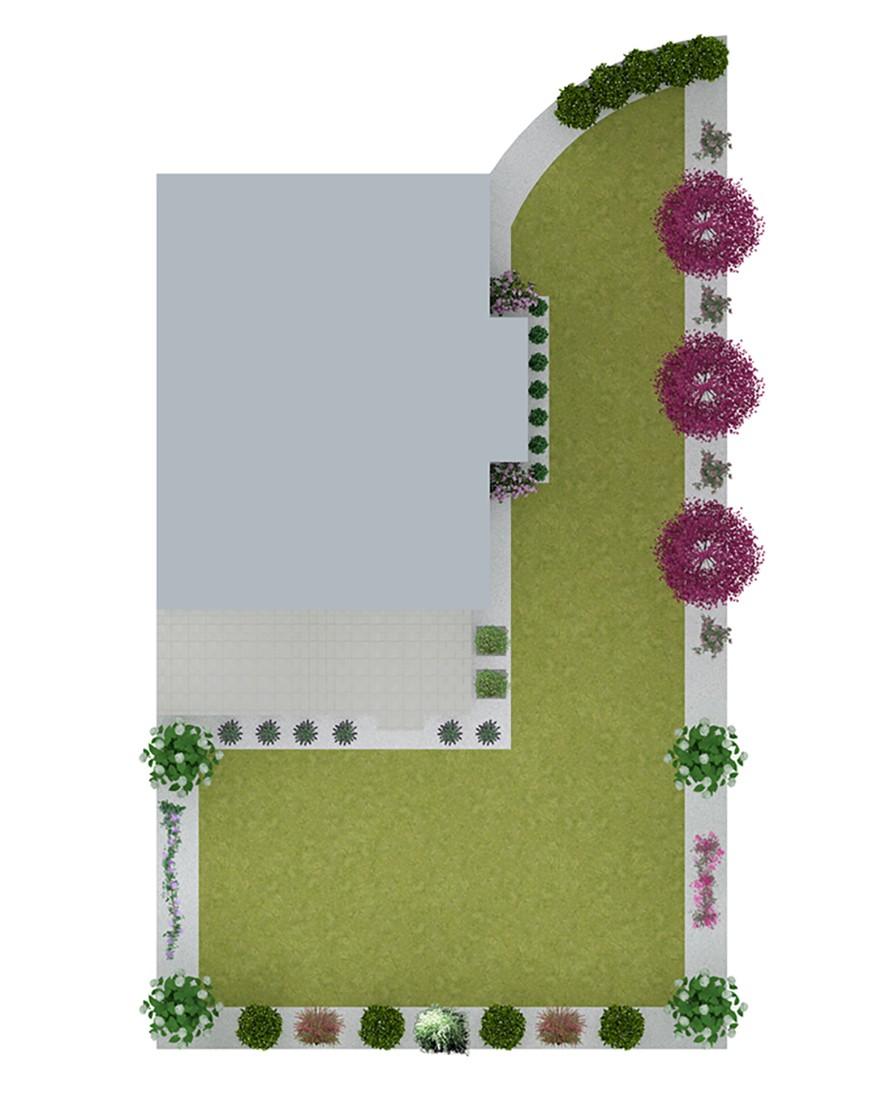 Bajkowy ogród Wieliszew