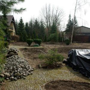 Zakładanie ogrodu
