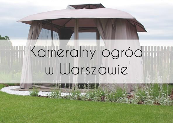 Projekt ogrodu Warszawa